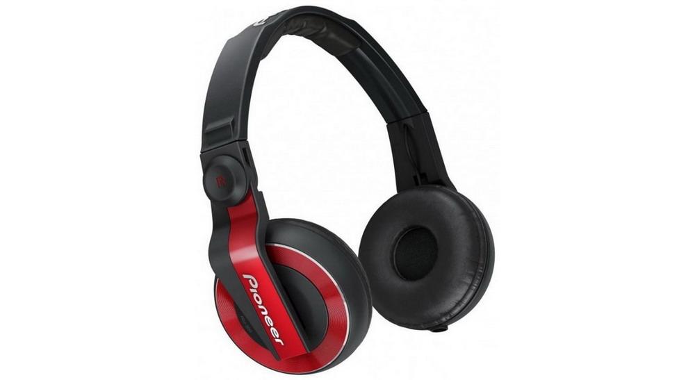 DJ-наушники Pioneer HDJ-500 Red