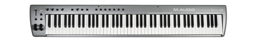 Midi-клавиатуры M-Audio ProKeys Sono 88