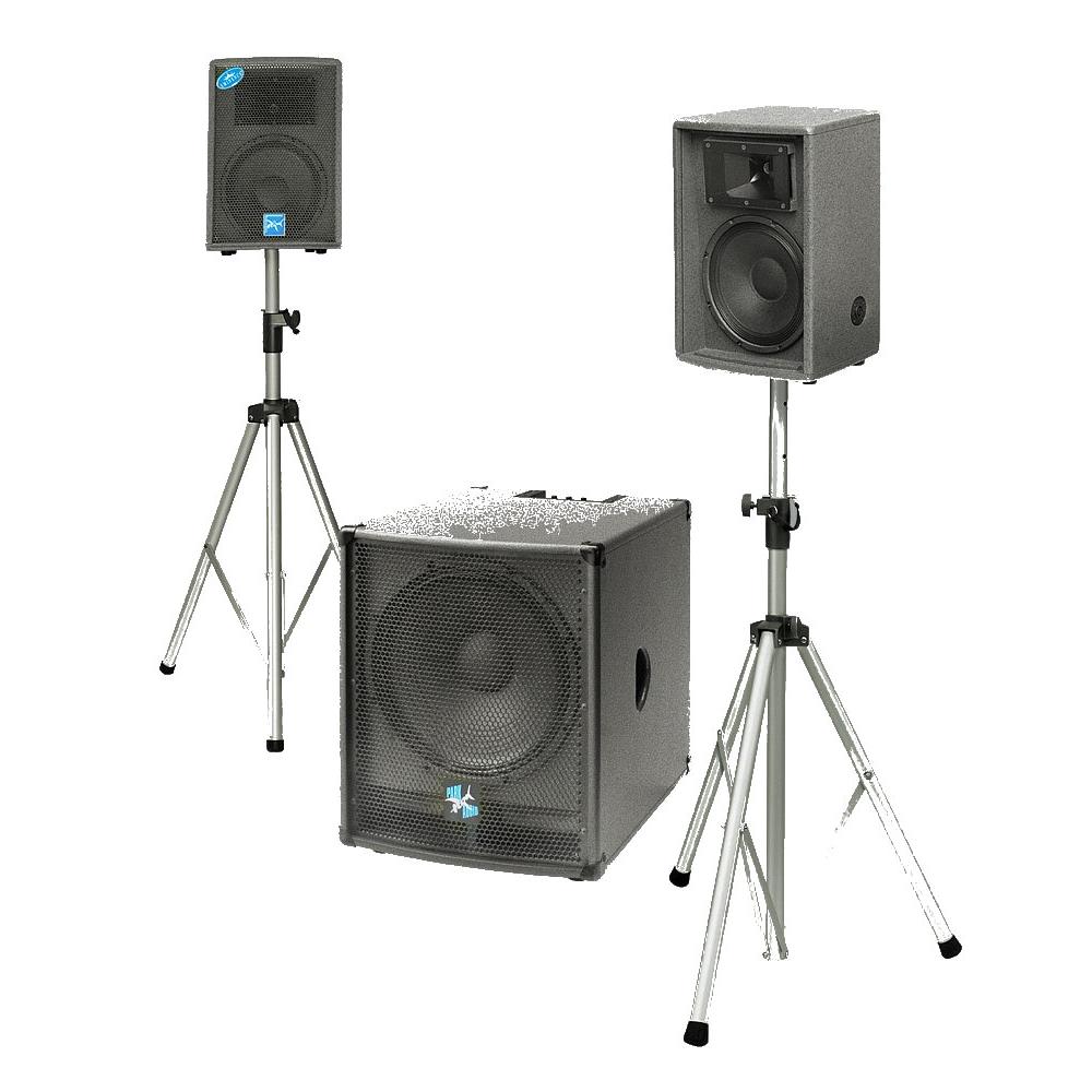 Акустические системы Park Audio MAGIC SET 1000