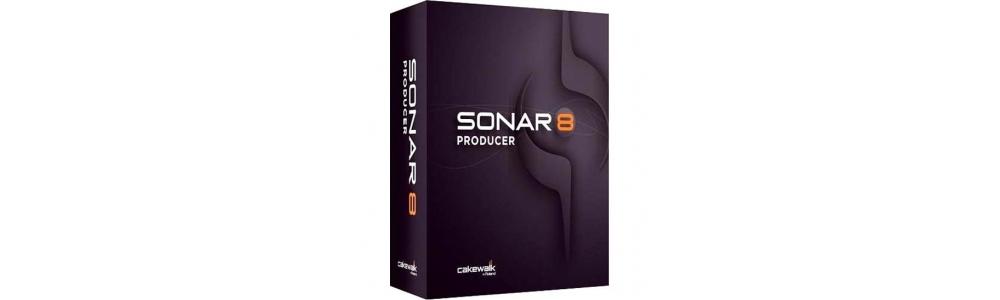 Программы для создания музыки Cakewalk Sonar8 Producer Academic Edition
