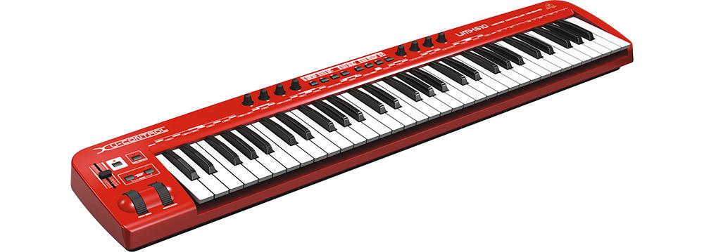 Midi-клавиатуры Behringer UMX610
