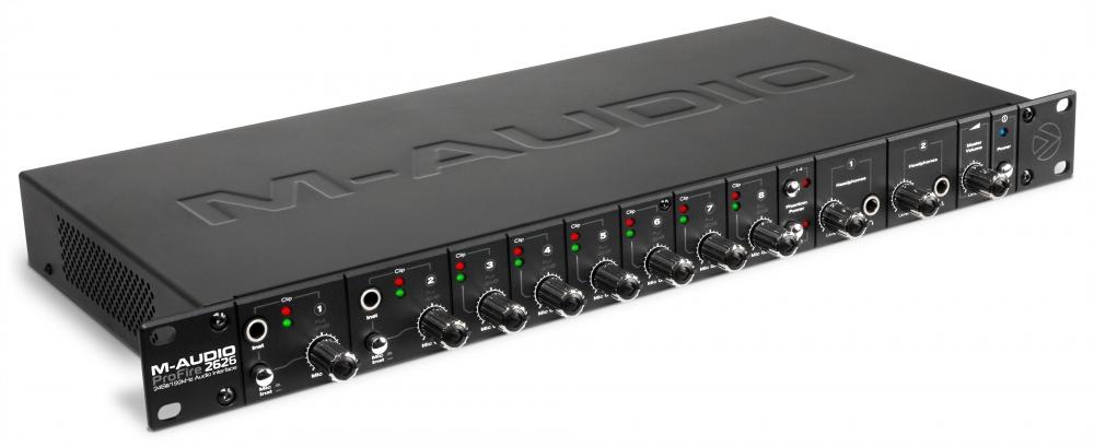 Звуковые карты M-Audio ProFire 2626