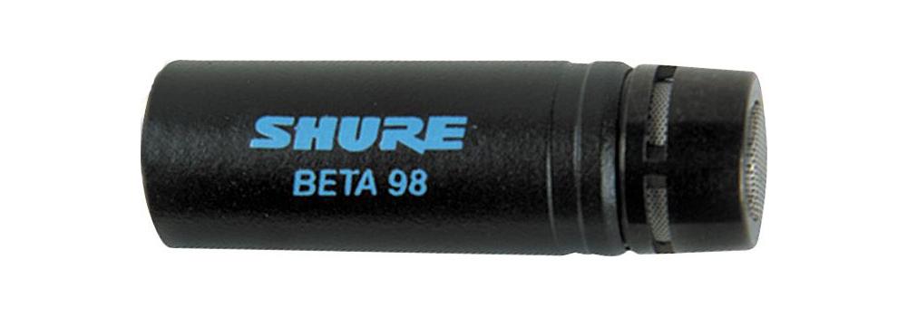 Все Микрофоны Shure Beta 98 D/S