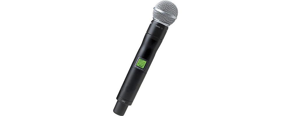 Все Микрофоны Shure ULX258S3