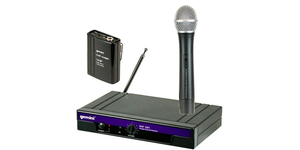 Все Микрофоны Gemini VHF-1001M