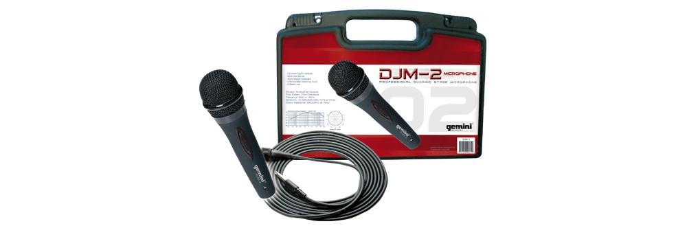 Все Микрофоны Gemini DJM-2
