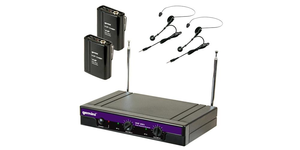 Все Микрофоны Gemini VHF-2001HL