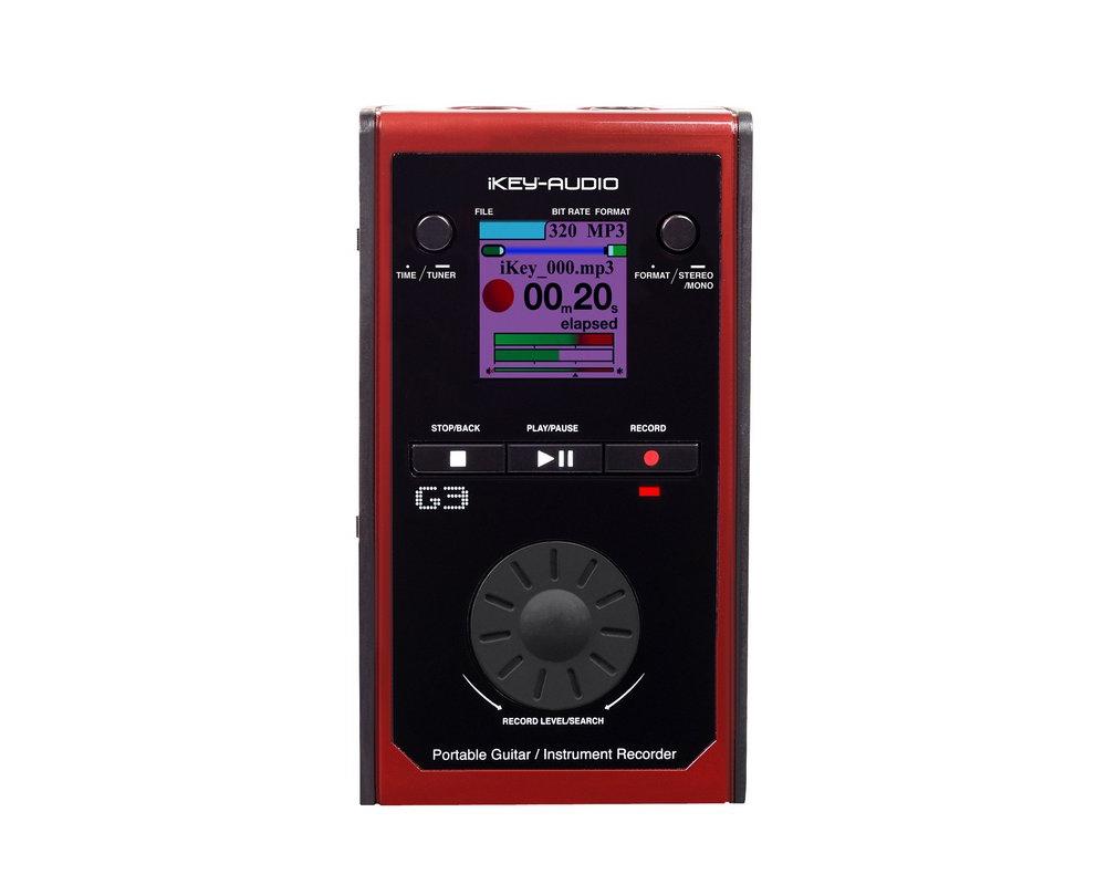 Аудио конверторы, рекордеры I-Key-Audio G-3