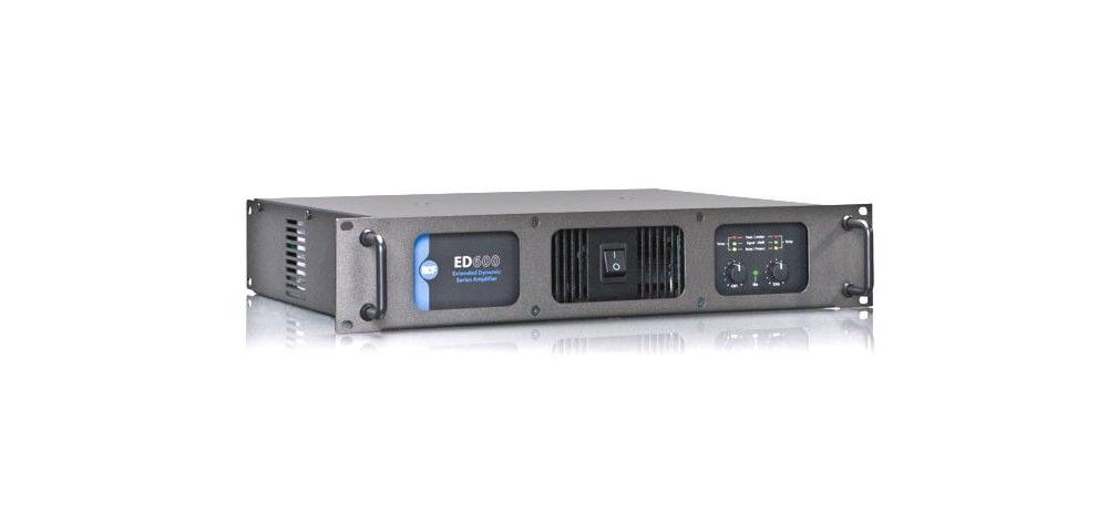 Усилители мощности RCF ED600