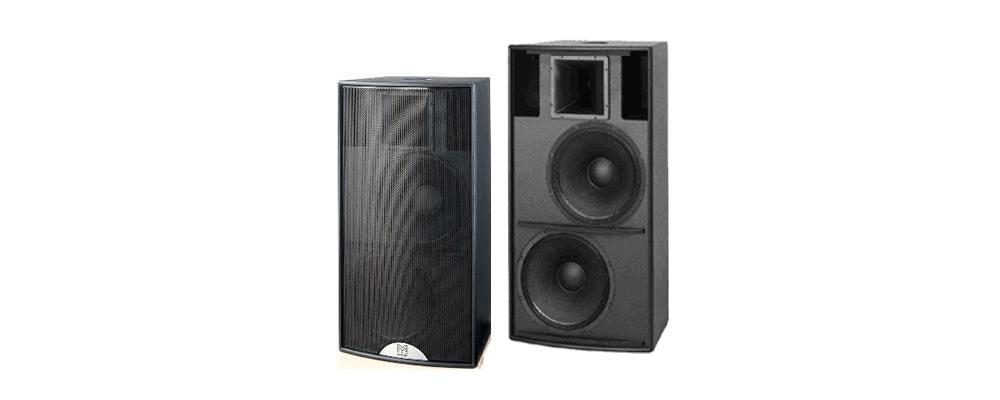 Акустические системы Martin audio F215