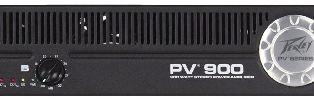 Усилители мощности Peavey PV 900