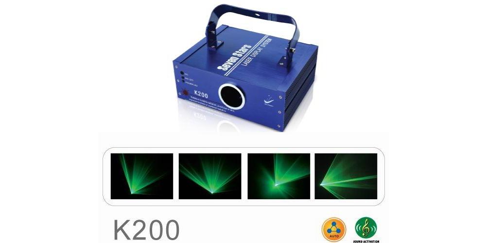 Лазеры Big Dipper K200