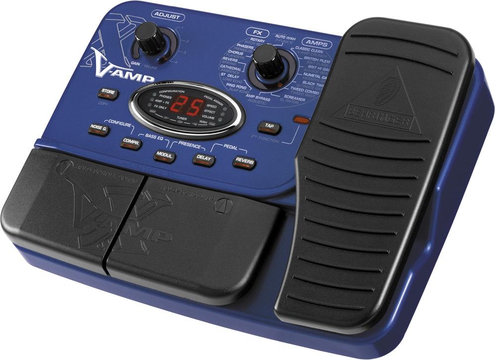 Процессоры эффектов Behringer X V-AMP BASS