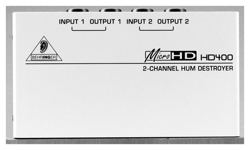 Аудио конверторы, рекордеры Behringer HD400