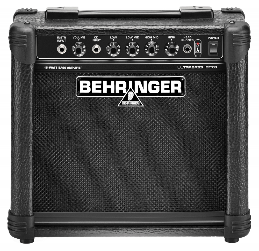 Предусилители Behringer BT108