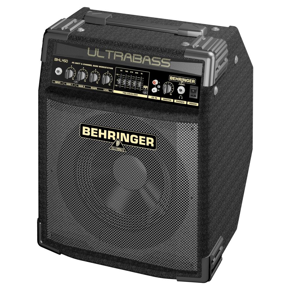 Предусилители Behringer BXL450A