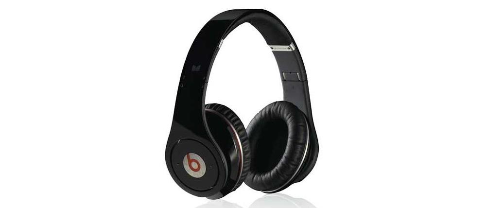 Наушники для плеера Beats by Dr. Dre Studio Black