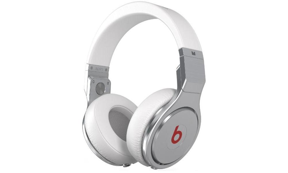 DJ-наушники Beats by Dr. Dre PRO White