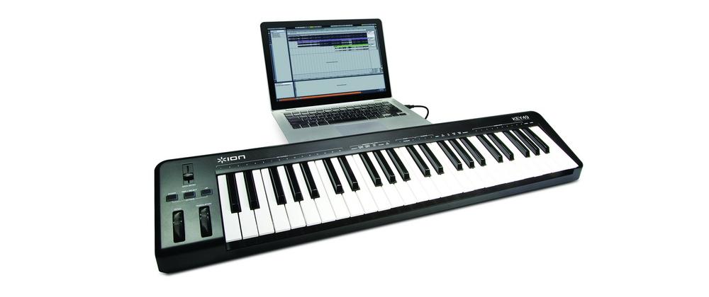 Midi-клавиатуры Ion Key 49