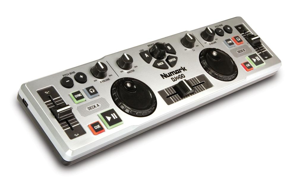 DJ-контроллеры Numark DJ 2 GO