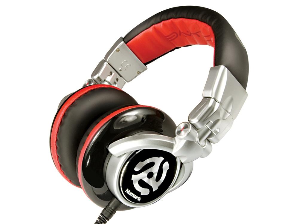 DJ-наушники Numark Red Wave