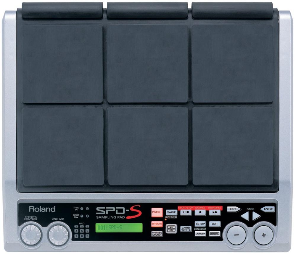 Электронные барабаны Roland SPD-S