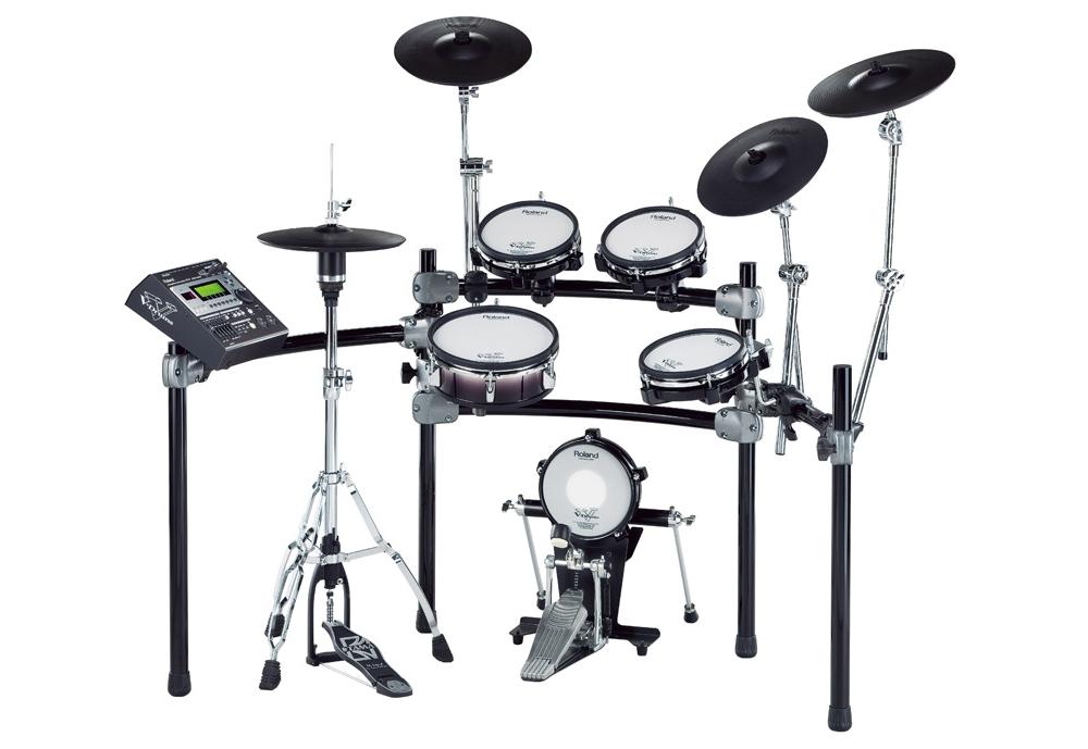 Электронные барабаны Roland TD-12KV