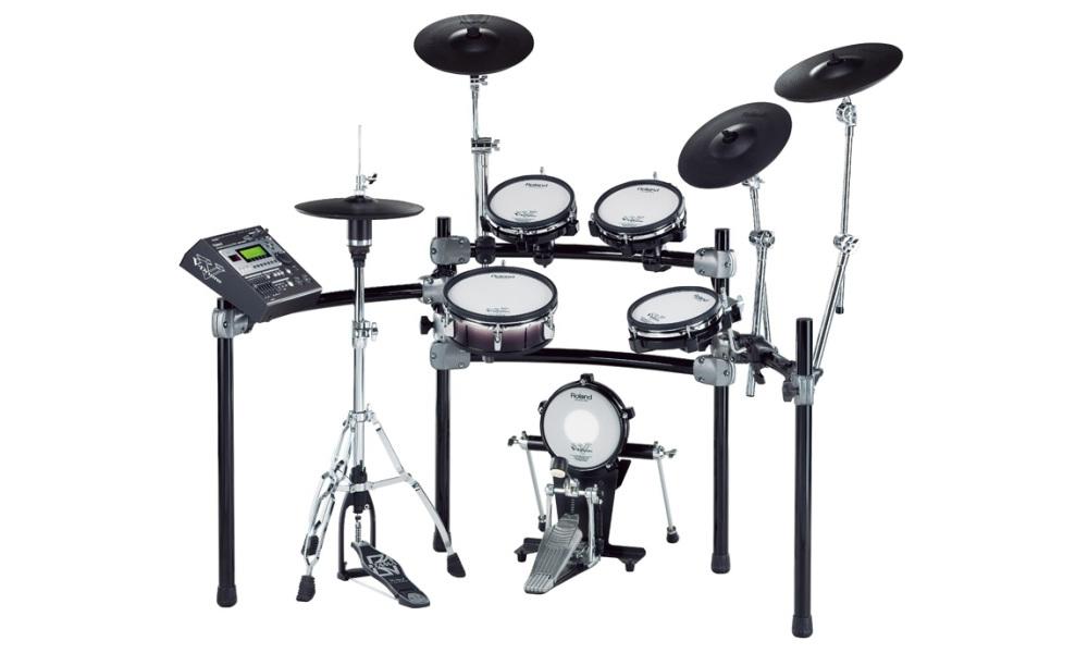Электронные барабаны Roland TD-12KV WH