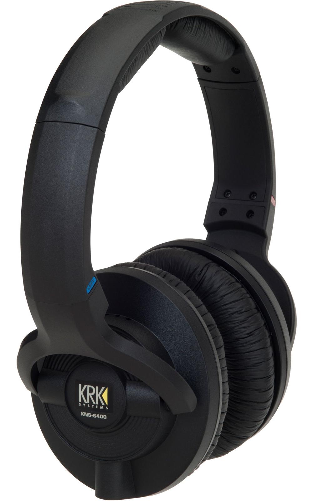 Студийные наушники KRK KNS 6400
