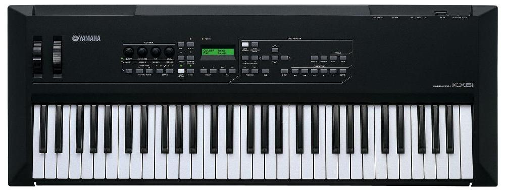 Midi-клавиатуры Yamaha KX61