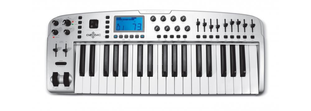 Midi-клавиатуры M-Audio Ozonic