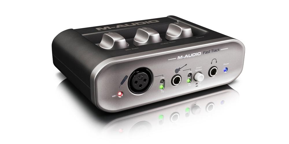 Звуковые карты M-Audio Avid Recording Studio