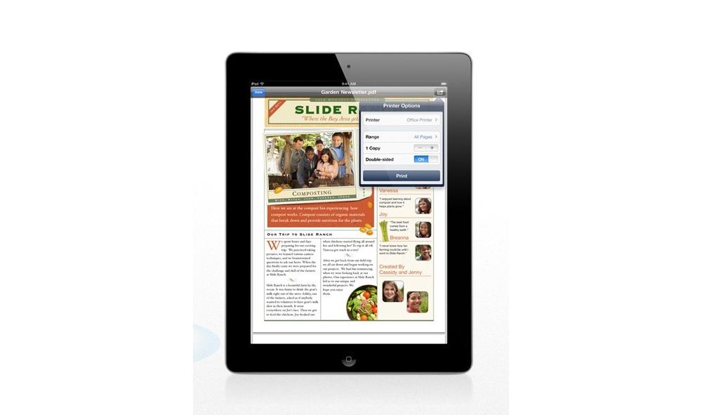 iPad Apple iPad 2 Wi-Fi 64Gb Black