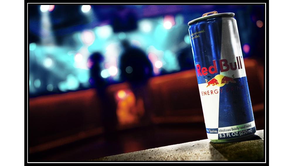 Подарки  Red Bull
