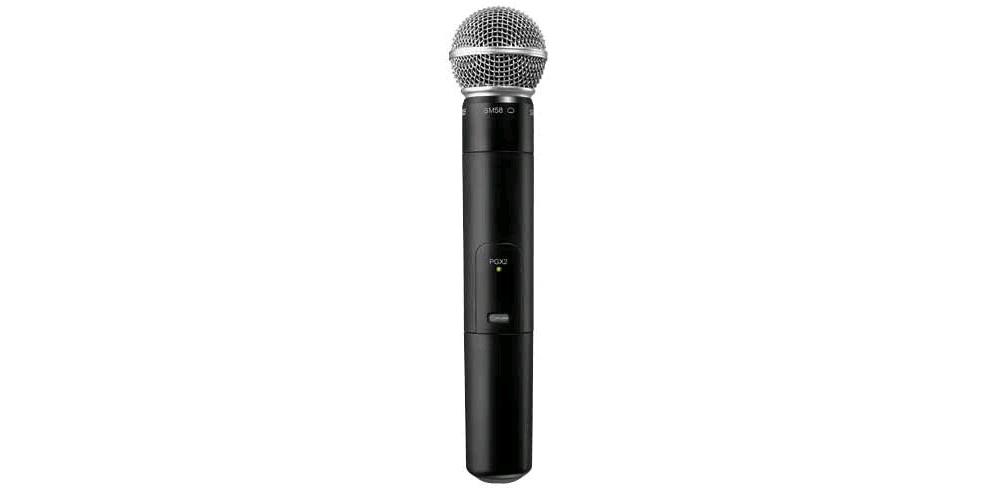 Все Микрофоны Shure PGX2SM58T1