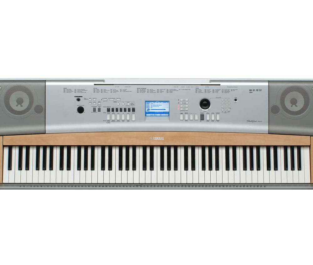 Синтезаторы и рабочие станции Yamaha DGX-640 C