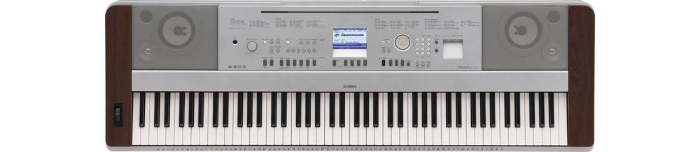 Синтезаторы и рабочие станции Yamaha DGX-640 W