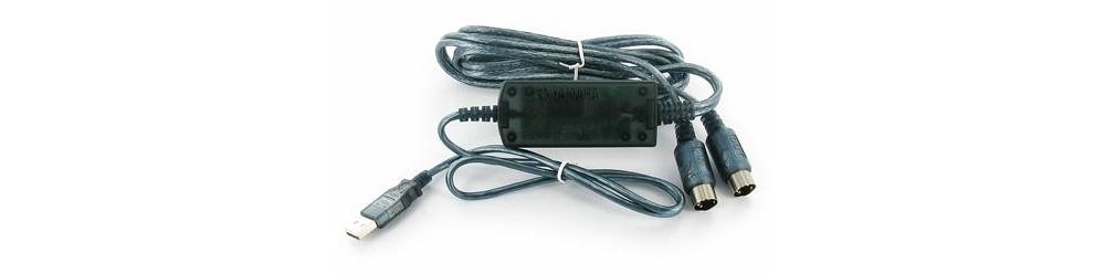 Звуковые карты Yamaha UX-16