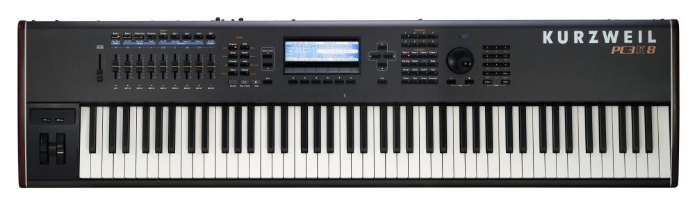 Синтезаторы и рабочие станции Kurzweil PC3K8