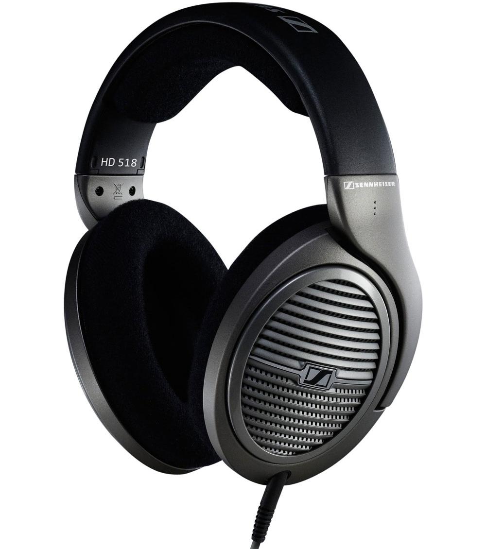 Наушники для аудиофилов Sennheiser HD 518