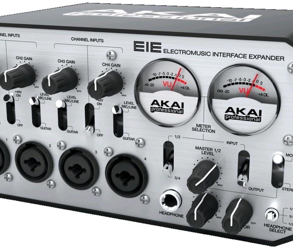Звуковые карты Akai EIE I/O
