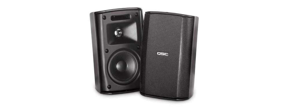 Акустические системы QSC AD-S32T black