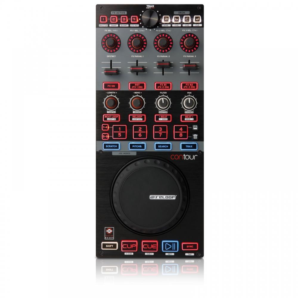 DJ-контроллеры Reloop Contour Interface Edition