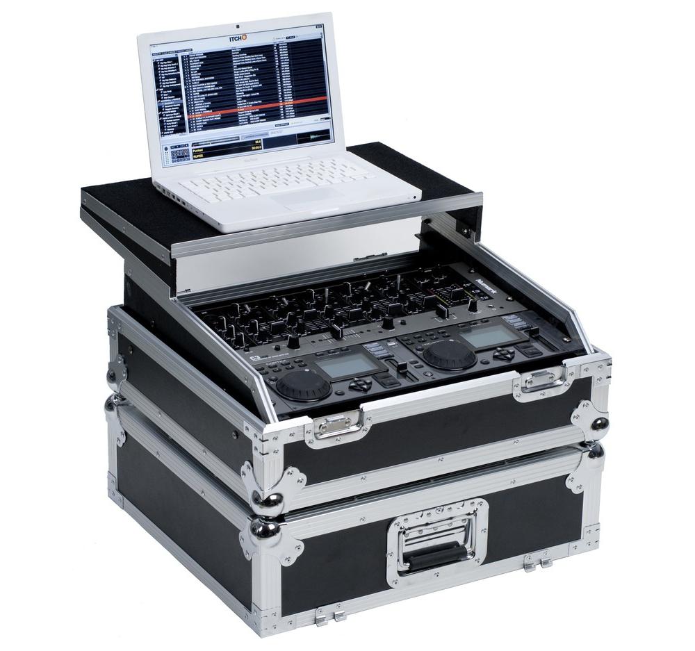 Kейсы Magma DJ-Controler Workstation 19``