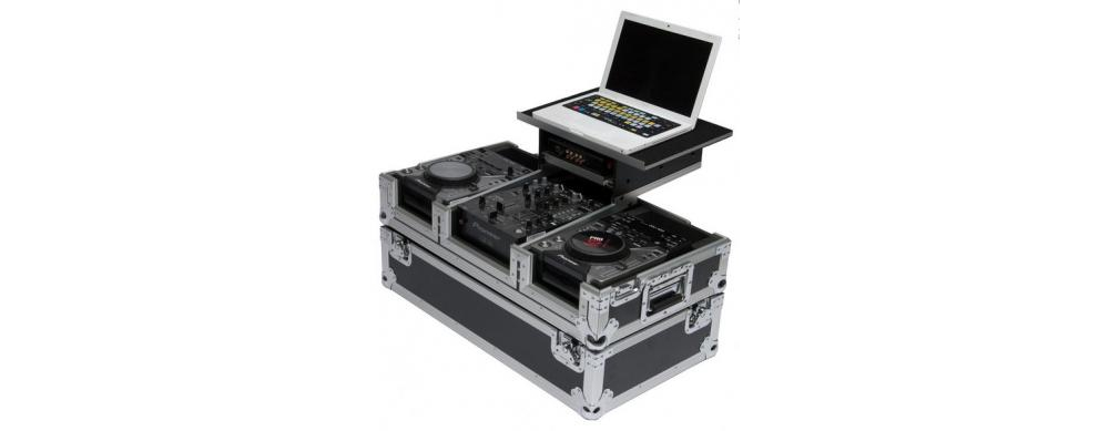 Kейсы Magma CDJ-Workstation 400/350