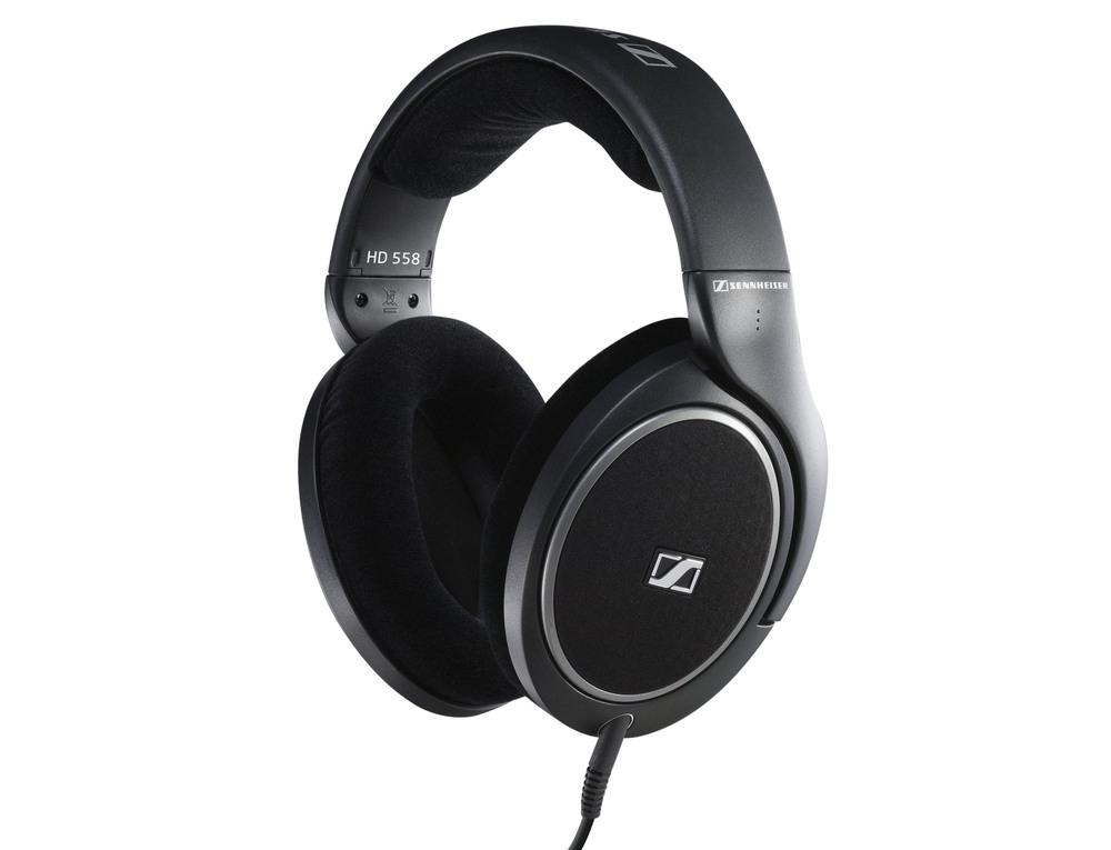 Наушники для аудиофилов Sennheiser HD 558