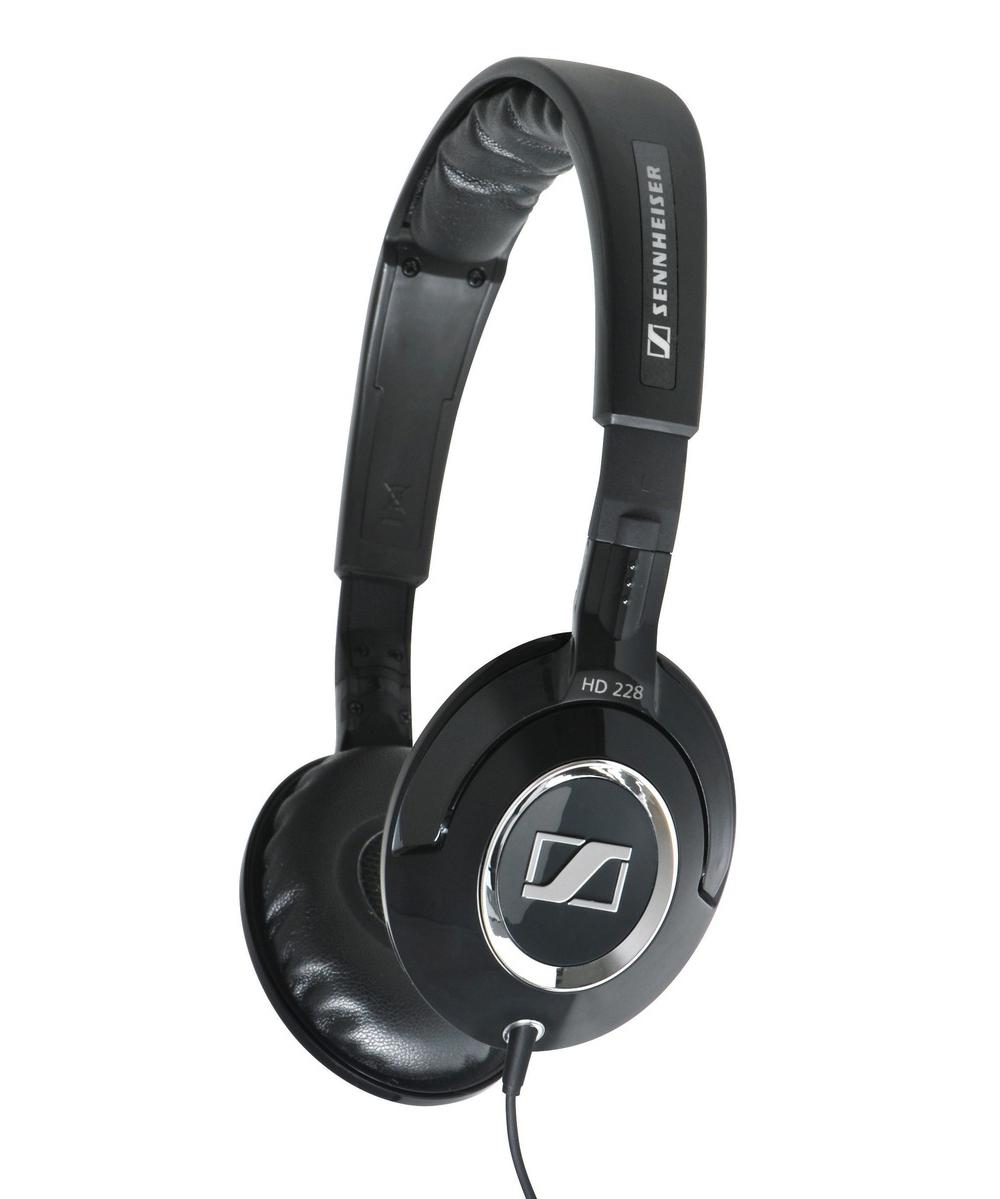 Наушники для плеера Sennheiser HD 228 Black