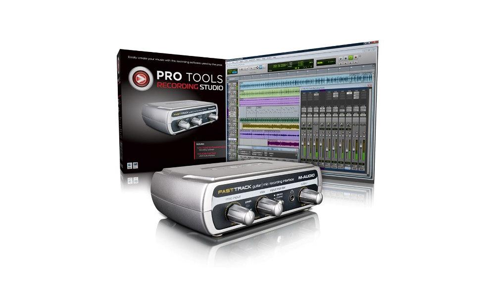 Звуковые карты M-Audio ProTools Recording Studio