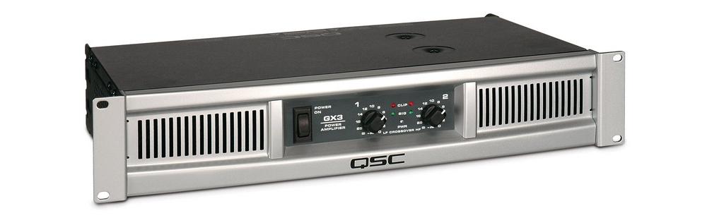 Усилители мощности QSC GX 3