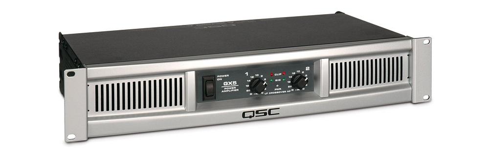 Усилители мощности QSC GX 5